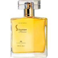 Shaman Femme Arno Sorel Perfume Feminino Eau De Parfum 100Ml - Feminino-Incolor