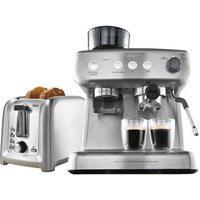 Kit Cafeteira Espresso Perfect Brew E Torradeira Inox Oster - 220V