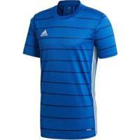 Camisas Adidas Campeon 21 Jsy Masculina - Masculino-Azul