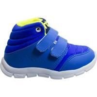 Tênis Infantil Ortopé Eva Baby - Masculino-Azul