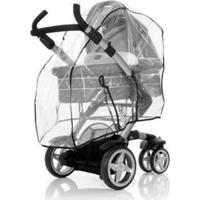 Capa De Chuva Protetora Para Carrinho De Bebê 90X60 Cm