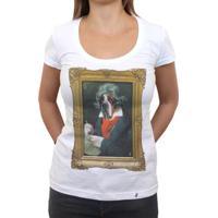 O Grande Beethoven - Camiseta Clássica Feminina