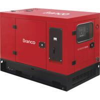 Gerador De Energia Branco Bd19000E3S A Diesel 20.6Kva 1908Cc 127/220V