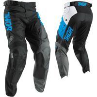 Calça Para Motocross Thor Pulse 17 Aktiv - Masculino
