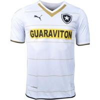 Camisa Botafogo Jogo Ii C/Patrocínio 2014 Puma Masculina - Masculino