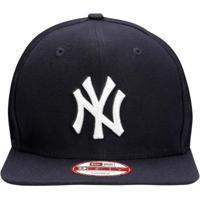 09a7471bc758c Boné New Era 950 Mlb Original Fit Team Color New York Yankees - Masculino