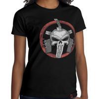 Camiseta Justiceiro De Elite
