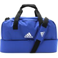 Mala Adidas Performance Pequena Tiro Azul