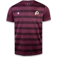 Camiseta Washington Redskins Nfl New Era - Masculino