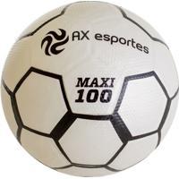 740958abd438b Netshoes  Bola De Futsal Ax Esportes Maxi 100 Matrizada Com 32 Gomos -  Unissex