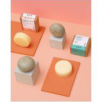 Amaro Feminino B.O.B. Kit Shampoo Em Barra Purificante & Condicionador Em Barra Hidratação Profunda, Neutra
