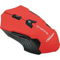 Mouse Gaming Vermelho Bright 0461