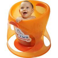 Banheira Babytub Evolution - Baby Tub - Feminino-Laranja
