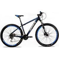 Bicicleta Aro 29 Avance 27V Câmbio Traseiro Acera Hidráulico E - Unissex