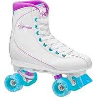 Patins Roller Star 600 Branco - Roller Derby