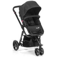 Carrinho De Bebê Mobi Safety 1St Full Black