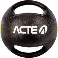 Bola De Peso Acte Sports T108 Medicine Ball Verde