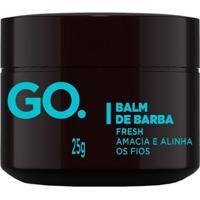 Balm De Barba Go Fresh 25G - Masculino-Incolor
