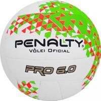 Bola De Vôlei Penalty Oficial Pró 6.0 521214