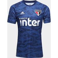 4ef3e6c8914 Camisa De Goleiro São Paulo I 19 20 Adidas Masculina - Masculino