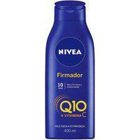 Hidratante Corporal Nivea Firmador Q10 + Vitamina C Pele Seca Com 400Ml 400Ml