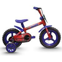 Bicicleta Track Bikes Arco Iris Infantil Aro 12 - Unissex
