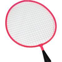 Kit Badminton Infantil Winmax Wmy02021Z1 Rosa - Tricae