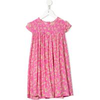 Nº21 Kids Vestido Com Estampa Floral - Rosa
