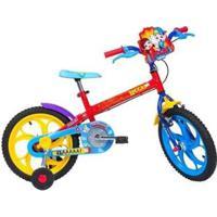 Bicicleta Caloi Luccas Neto Aro 16 Infantil - Unissex