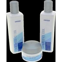 Kit Shampoo, Condicionador E Pomada Modeladora Ice Cool Fuel4Men