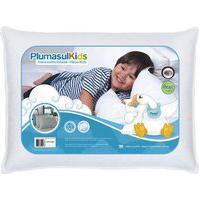 Travesseiro Pluma Fibra Siliconada Baby 233 Fios 30X40Cm Plumasul