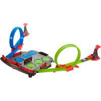 Conjunto De Pista E Carrinhos Hot Wheels - Rebound Raceway - Mattel - Masculino