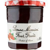 Geleia Francesa Bonne Maman 4 Fruits - Frutas Vermelhas 370G