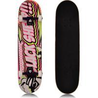 "Skate Black Sheep 31.5"" X 7.87"" - Unissex"