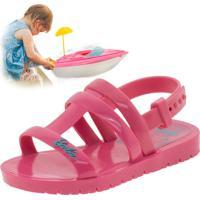 Sandália Infantil Iate Da Barbie Grendene Kids - 22002 Pink Sandália Infantil Iate Da Barbie Grendene Kids - 22002 Pink 29