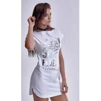 Vestido Curto Labellamafia Branco M