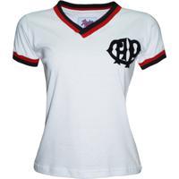 4ecfdd82e4 Netshoes  Camiseta Liga Retrô Athletico Pr 1983 Feminino - Feminino