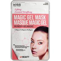 Máscara Facial Kiss New York - Magic Gel Mask Colágeno - 1 Unid. - Feminino-Rosa