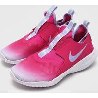 Tênis Nike Infantil Flex Runner Rosa