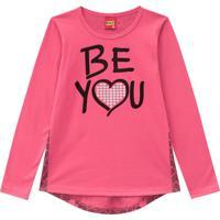 Blusa ''Be You''- Rosa & Pretakyly