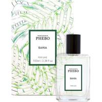 Perfume Bahia Phebo Eau De Parfum 100Ml - Unissex-Incolor
