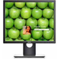 Monitor Professional Led Ips 19Quot; Quadrado Dell P1917S Preto