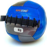 Medicine Ball Rope Store Diametro 20 Cm - Unissex