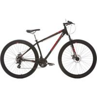 Bicicleta Houston Mercury Ht, Aro 29, 21 Marchas, Quadro 17 Em Alumínio - Mrn291Q