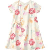 Vestido Lilica Ripilica Bebê 101105060001 Bege