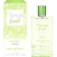 Perfume Varens Fresh Feminino Ulric De Varens Edt 100Ml - Feminino-Incolor