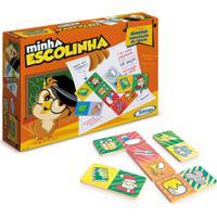 Jogo Domino Associação De Ideias Minha Escolinha Xalingo