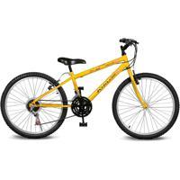 Bicicleta Kyklos Bikes Aro 24 Move 21V Amarelo