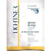 Pó Descolorante Lightner Gérmen De Trigo 50G