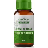 Floral De Minas Buquê De 9 Flores - 30Ml